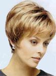 Причёски на короткие густые волосы для женщин 40 лет