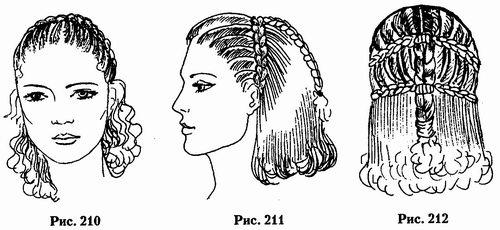 Как красиво заплести волосы схема